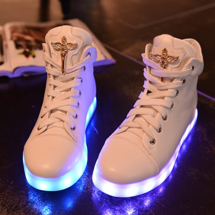 Light Up Your Path With Led Shoes