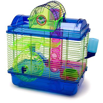 Don't forget To Invest In A Hamster Cage